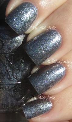 OPI On Her Majesty's Secret Service | #EssentialBeautySwatches | BeautyBay.com