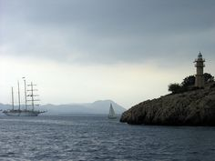 Light House at Formentor