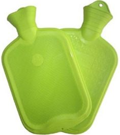 hot water bottle for cold nights - made from FSC certified rubber