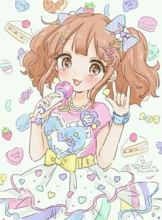 Kirari, The Idolmatser Cinderella Project