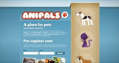 Coming Soon Page: Anipals