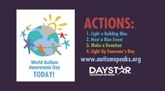 World Autism Awareness Day [Daystar.com]