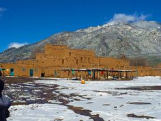 up in the sangre de cristo mountains is the quaint little pueblo of taos, new mexico. garland and i decided to take a trip here because we had heard about it for years but had never been. she was...