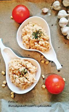 Pasta sojowa kanapkowa ~ Blondynka przed trzydziestką