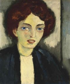 Kees van Dongen - Lola, 1911, oil on canvas