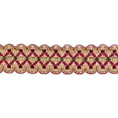 Home Decor Trims - Home Decor Fabric & Trim - Fabric & Sewing Diy Projects Videos, Fun Projects, Hobby Lobby Store, Upholstery Trim, Print Coupons, Home Decor Fabric, Natural Red, Yarn Needle, Floral Wedding