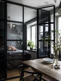 Attic apartment | photos by Johan Spinnell Follow Gravity Home: Blog - Instagram - Pinterest - Facebook - Shop