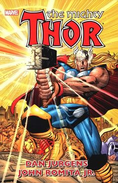 Thor by John Romita Jr. *