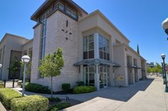 Roseville Civic Center, Ca. Stone Products purchased from NSD Gallery. #Tilelove #Tile #Stone