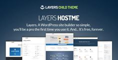 Layers Hostme Theme is clean and minimal responsive design built with LayersWP Site Builder which is easy to use with drag and drop option. We have implemented many shortcodes and widgets in the layerswp framework which makes your project easier and better than before and can be used for multipurpose websites such as hosting, business, portfolio, and other as well. Layers Hostme Child Theme has many features like sliders on any page anywhere, Unlimited portfolios, Masonry Blog without or…