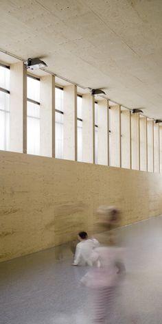Gallery - School Gym 704 / H Arquitectes - 11
