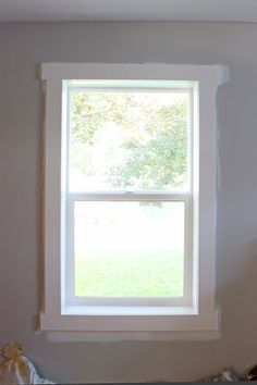 Awesome Window Trim Modern