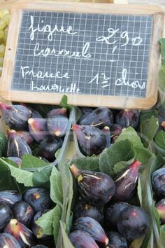 Figs at a French market  by Porto Sabbia   Item #3837809