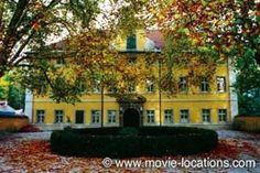 Schloss Frohnburg  Sound of music Von trapp