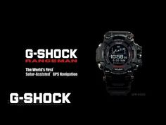 793cbf14a231 CASIO G-SHOCK RANGEMAN Promotion Movie ENG - YouTube Rugged Watches
