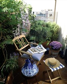 Il balcone fiorito - A Venician Retreat