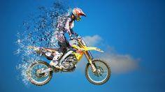 motocross jump sports hd wallpaper