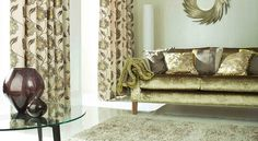 Exquisite Fabric Collection (source Prestigious Textiles) / Wallpaper Australia / The Ivory Tower