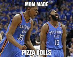 i really love pizza rolls, so...