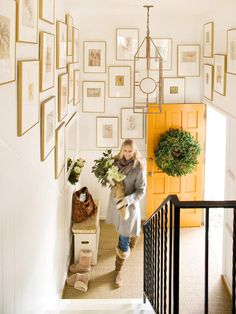 Love this unique entry!  So pretty!  Hand picked by Provident Home Design.