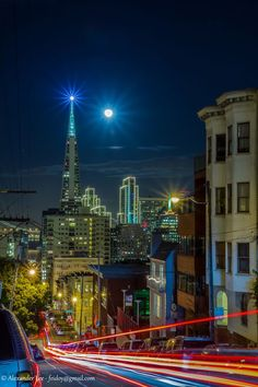 San Francisco Nightscape -