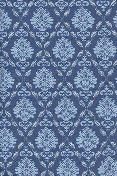 Tilda Fabric - Ruby Blue