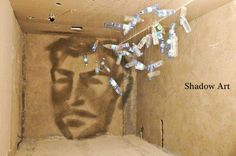 Awesome shadow art!!