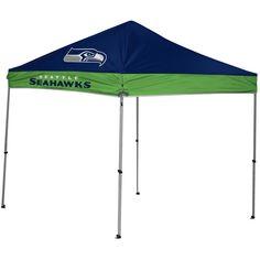 Seattle Seahawks 9' x 9' 2-Tone Straight Leg Canopy