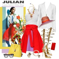 JULIAN FASHION: Contest with prize