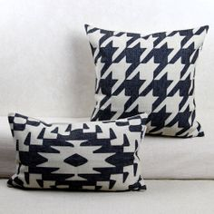 Designer linen cushion covers home decor ikea by SamanthaAndYoona, $15.95