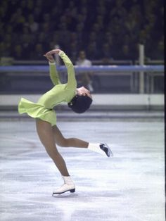 , Peggy Fleming was one of the best American figure skaters. She began skating at age nine, and her family made several sacrifices to support the young athlete's amateur career. When she was 12, her coach was among those killed when a plane carrying the U.S. figure skating team crashed in Belgium. With her new coach, Carlo Fassi, the lithe, elegant skater went on to win five U.S. titles and three world championships.