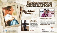 """Interested in Native stories? Check out """"Barking Water"""", """"The Thick Dark Fog"""" and """"My Louisiana Love"""" on @PBS!"""