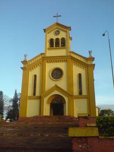 Matriz nossa Senhora das Dores - Marilândia do Sul (PR)