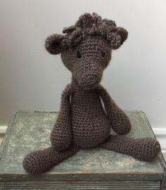 Crochet Alpaca-Soft Novelty Toy- Alpaca Crochet Toy-Crochet Toy- Cuddly Toy- Baby Gift- Nursery Gift - Keepsake- Al the Alpaca by Incywincybabyknits on Etsy