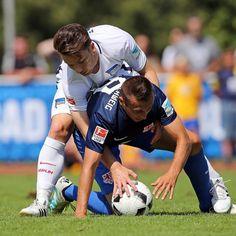 2-1-Sieg gegen Eintracht Braunschweig  Haraguchi und Allagui die Torschützen #hahohe