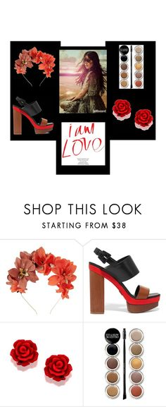 """Passion in the summer ..."" by ivan-fedorov on Polyvore featuring мода, Lizzie Fortunato, Michael Kors и Giorgio Armani"