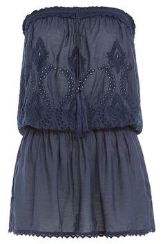 MELISSA ODABASH Fruley Bandeau Dress. #melissaodabash #cloth #day dresses