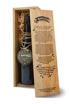 Badger Ale, Collector's Edition - The Dieline -