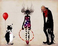 circus team by Naimane