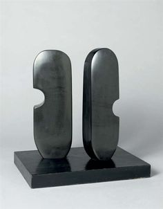 Barbara Hepworth, Two Forms (Maori)