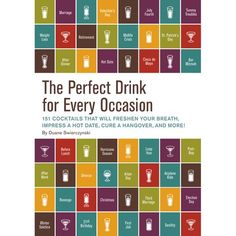 I pinned this Perfect Drink for Every Occasion from the Drink Up! event at Joss and Main!