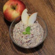 Pohanka s mákem a jablkem (přes noc)