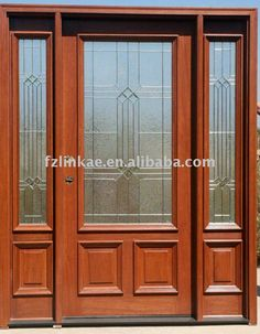 Lots of front doors with sidelights at this link