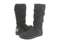 Classic Argyle Knit REPLICA Uggs - so much cheaper, and just as cute! This site has every pair ever made!