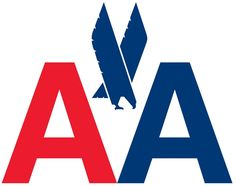 American Airlines Logo [AA - EPS File] design from the master Massimo Vignelli
