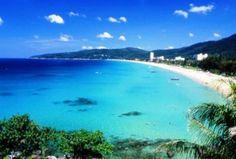 Karon Beach, Thailand...sand was like baby powder