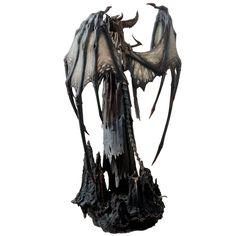 "Diablo Lilith 24.5"" Premium Statue Diablo Lilith, Gaming Desk Mat, Call Her, Sculpture, Statue, Artist, Darkness, Fantasy, Design"