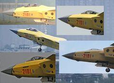 MILITARIA Y GEOSTRATEGIA: Caza J-20 de China. Nuevas imágenes.