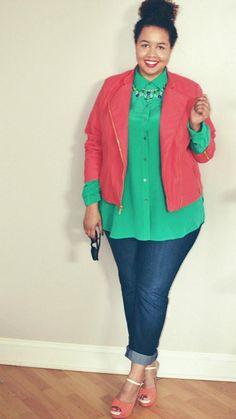 #plus size Fashion Inspiration