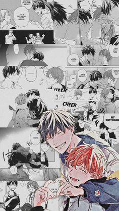 Otaku Anime, Manga Anime, Film Anime, Comic Anime, Manga Boy, Anime Boys, Anime Art, Male Manga, Animes Wallpapers